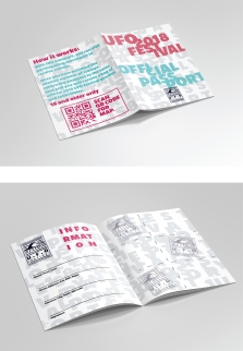 UFO Festival Passport